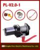 ATV/UTV 2000lb/1000kg/1ton 12 volt DC electric winch manufacturer