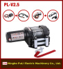 1200kg/2500lb/1.2ton ATV/UTV electric winch DC 12 volt