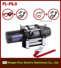 6000lb/3000kg/3ton DC 12 volt 4x4/4wd off road/suvs electric winch vendor