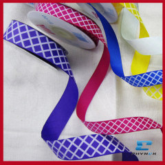 Printed Grosgrain Ribbon satin ribbon