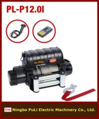 zhejiang DC 12 volt 4x4/4wd off-road/suvs 12000lb/5500kg/5.5ton electric winch factory