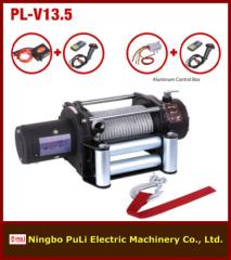 13500lb/6000kg/6ton 4x4 off-road/suvs DC 12 volt electric winch supplier