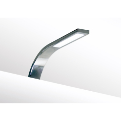 slim led bathroom lights