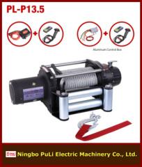 13500lb/6000kg/6ton DC 12 volt 4wd suvs/off road electric winch manufacturer