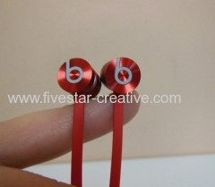 Beats by Dr.Dre urBeats In-Ear Headphones with ControlTalk Red