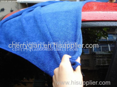 car dry towel cleaning sponge cleaning glove glass cleaning