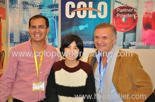 Fair SFCHINA2013 in Shanghai China