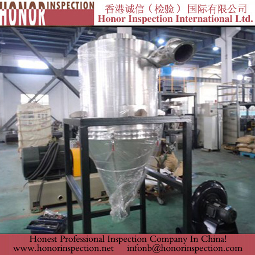 Pre Shipment Inspection for PVC Plastificator Machine