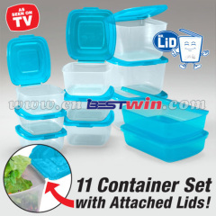 always fresh containers/kitchen containers