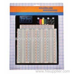 Solderless Universal test Breadboard(Tie-point 3220)