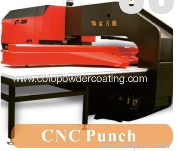 CNC Punch