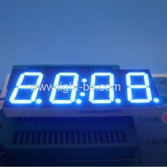 "4 digit 0.8"" led clock display; 4 digit 0.8"" 7 segment clock display"