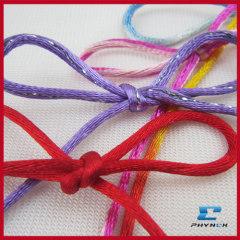 silk rope cord decorative cord