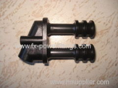 ABS and PP and PE and PS POM Plastic Parts Injection parts plastic tube plastic handle