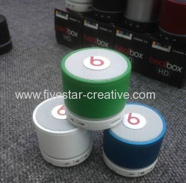 BeatBox HD Bluetooth Mini Super Bass Wireless Bluetooth