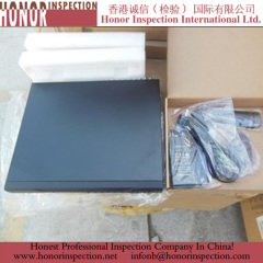 Pre Shipment Inspection Service for Video Recorder