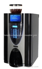 Deluxe Bean to Cup Coffee Machine Golden Milano E3S