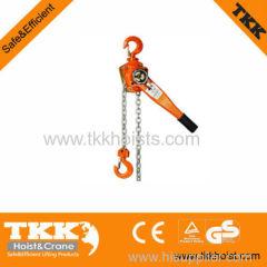 0.75T-9T 1.5M height Ratchet Lever Hoist/ Lever Block