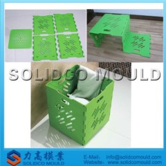 plastic washing basket mould