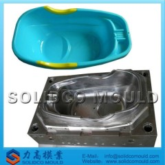 plastic baby tube mould