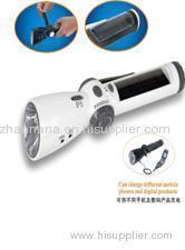Solar Power Torch Light - 007