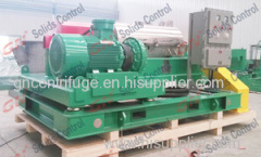 Middle Speed Decanter Centrifuge