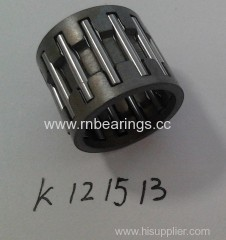 K12x15x13 Needle Roller Bearings 12x15x13mm