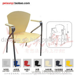 modern folding conference chair with oversized tablet for sale/meeting chair|lecture chairs