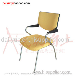 Convinient & Reliable Lecture Chair with Writing Tablet multifunction
