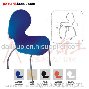 Convinient & Reliable Church Lecture Chair handy and Easy-moving Conference Chair