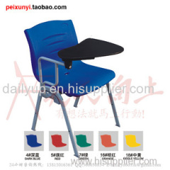 Convinient Reliable Lecture Chair with Writing Tablet multifunction