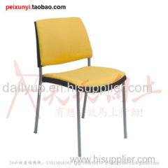 Plastic stacking ecture chair with elegent outlook