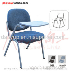Convinient Reliable Lecture Chair with Writing Board multifunction