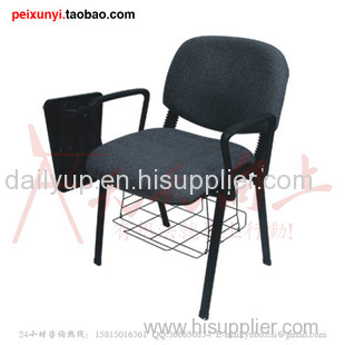 Plastic stacking lecture chair with legent outlook