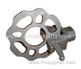 Construction parts Investment casting