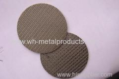 dutch weave wire cloth for extruder screens