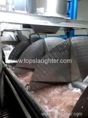 Chicken slaughter processing equipment Chilling machine