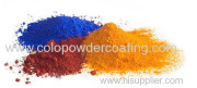 history of powder coating
