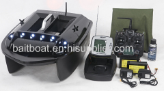 Carp Bait Boat for fishing with fishfinder