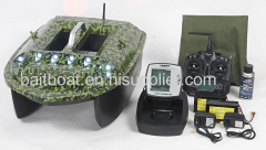 Carp Bait Boat with fishfinder