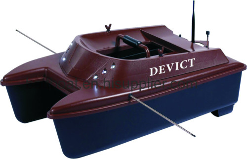 Fishing bait boat by remote control from china for Remote control fishing boats