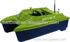 catamaran bait boat for carp fishing