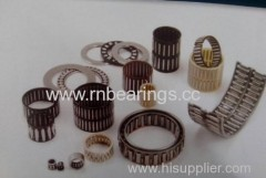 K9x12x10 TN Needle Roller Bearings 9x12x10mm