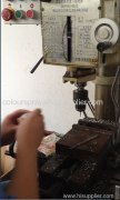 drilling and milling machine--plastic nozzle opening ect