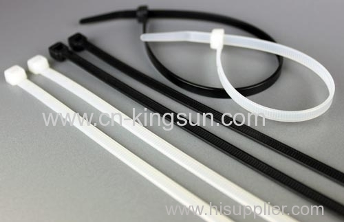 Self-lock nylon cable tie