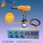 colo-660T-C powder coating gun user manual