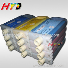 (12 pieces/set) PFI-701 refillable ink cartridges for Canon iPF8000/iPF9000 ink cartridges with chips