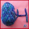 cheap lily fancy hand knitting yarn scarf yarn