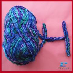 100% acrylic lily yarn for knitting scarf