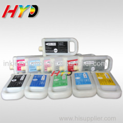 PFI-701/PFI-702 refillable ink cartridges for Canon iPF8100/iPF9100 ink cartridges with chips